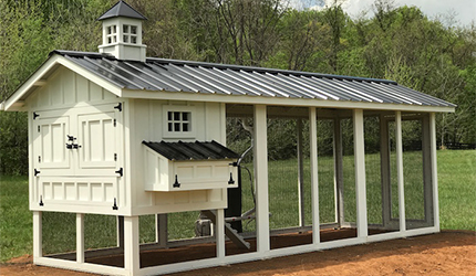 Carolina Chicken Coops Custom Backyard Chicken Coops