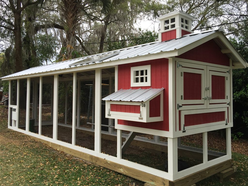Chicken Coops | Carolina Coops