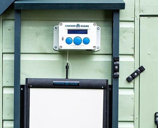 Chickenguard Automatic Chicken Coop Door Opener Amp Self